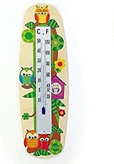 Hess 15803 Owls Thermometers