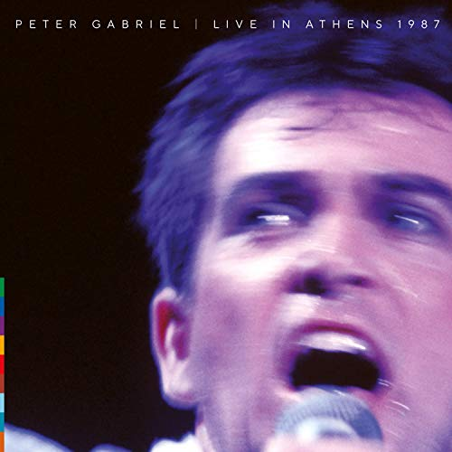 Album Art for Live In Athens 1987 by Peter Gabriel