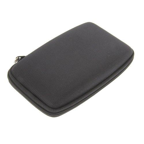 foto-kontor Tasche für GOLDBAY YB-560 5 Zoll Schutz Hülle Navi Case schwarz