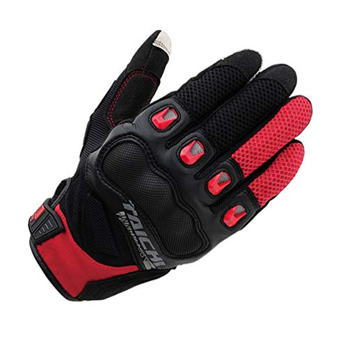 Motorrad Motorradhandschuhe Air Mesh Atmungsaktive Touchscreen Motocross Racing Handschuhe 4colors XL