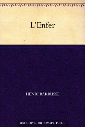 L'Enfer (French Edition)