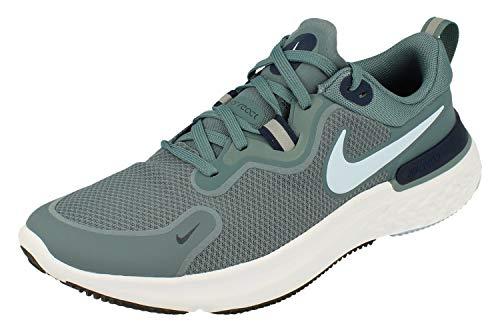 Nike React Miler Herren Running Trainers CW1777 Sneakers Schuhe (UK 10 US 11 EU 45, Ozone Blue 007)