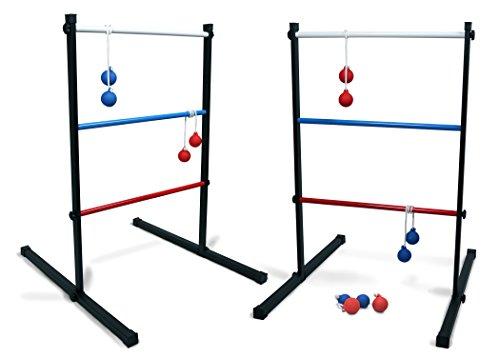 Backyard Champs LBMET-1 Metal Ladderball Game