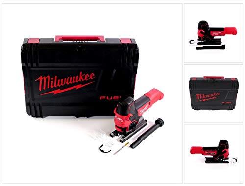 Milwaukee M18 FBJS-0X M18FBJS-0X 18 V bürstenloser Brennstoffkörper nur Stichsägekörper 4933464799
