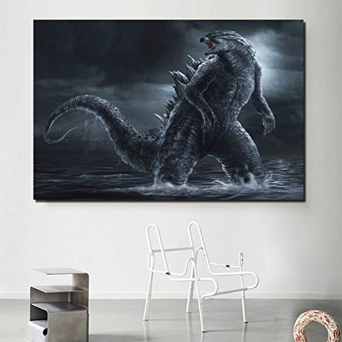 N/A Movie Poster Wallpaper Canvas Painting Print Living Room Home Decoration Artwork Modern Wall Art Oil Painting Posters Picture-60x80cm