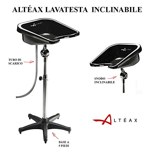 LAVATESTA ALTÈAX® INCLINABILE NEW PARRUCCHIERE...