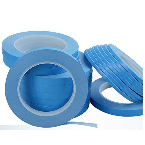 MASUNN 25M 10Mm 25Mm 50Mm Breedte Transfer Tape Dubbele Zijkant Warmte Thermische geleidende Plakband Voor Chip Pcb Led Strip Koelplaat, 25mm, 1