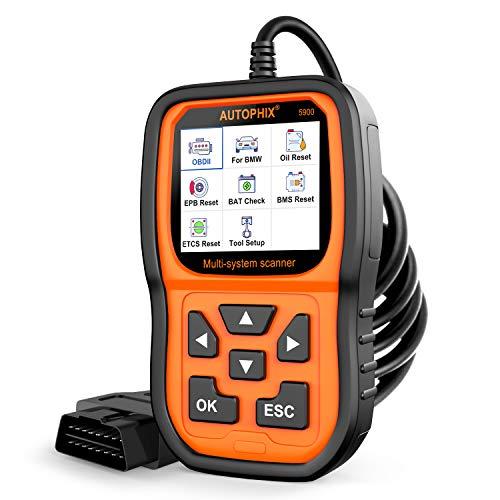 AUTOPHIX 5900 Diagnostic Tool for BMW/MINI Car, OBD2 Scanner Fault Code...
