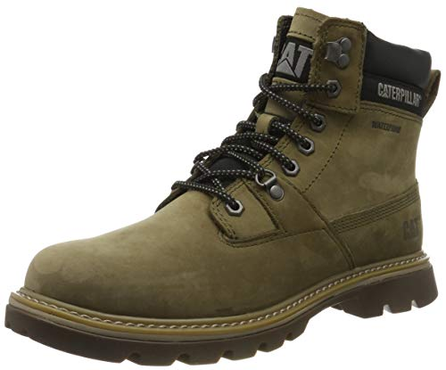 CAT Footwear Herren Ryman WP Stiefeletten, Grün (Olive Night Green), 42 EU