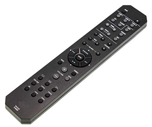 Fernbedienung RAX33 ZU49260 kompatibel/Ersatzteil für Yamaha RS202DBL
