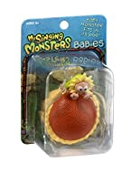 It's baby flower and egg! Just like in My Singing Monsters Dawn of fire, this baby and egg are adorable! Squeeze the egg open to pop the baby in and out! Fun collectibles-get them all!