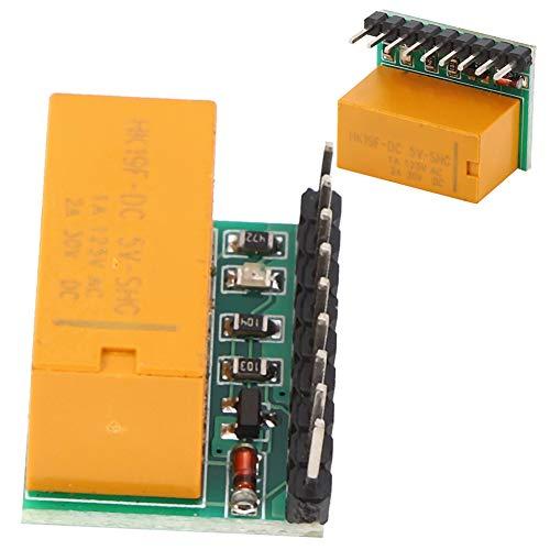DPDT Placa De Interruptor De Inversión De Polaridad, Placa De Interruptor De Inversión De Polaridad DC 5 V DPDT Durable Para Su Uso DR21A01 Para Piezas De Componentes De Placa De Bruja