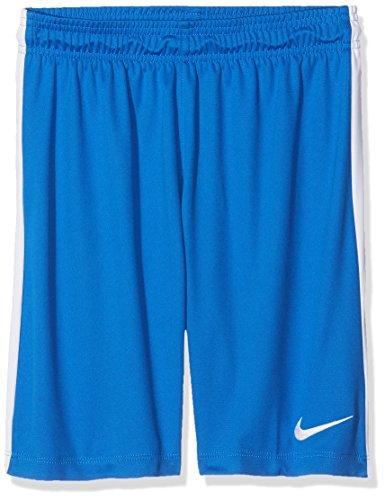 Nike League Knit Youth NB Short Enfant Royal Blue/White FR : XL (Taille Fabricant : XL)