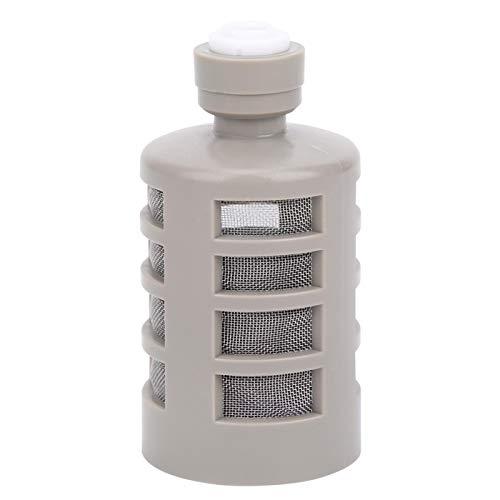 Omabeta Filtro de Baja presión Filtro de pulverización Filtro de Agua del Grifo No tóxico para Sistemas de pulverización Tanques de Agua
