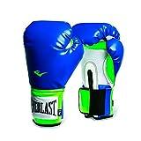 Guantes de Boxeo,Kickboxing Gloves Cuero de PU,ideal para Entrenamiento y Sparring en Muay Thai Kickboxing...