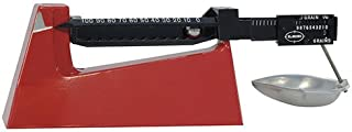 Lee Precision Safety Scale Red