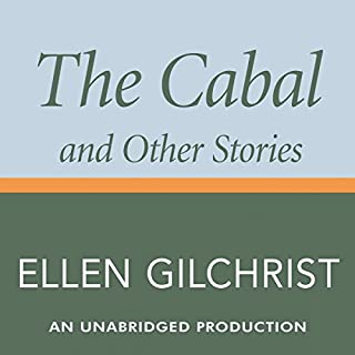The Cabal and Other Stories audiobook cover art
