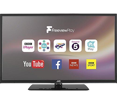"JVC LT-32C670 32"" Smart LED TV- HD Ready, Catch up Tv, Freeview, Netflix, USB"