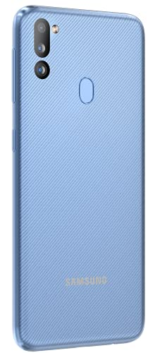 Samsung Galaxy M21 2021 Edition (Arctic Blue, 4GB RAM, 64GB Storage) | FHD+ sAMOLED | 6 Months Free Screen Replacement for Prime 4