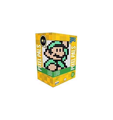 PDP Super Mario Figur Pixel Pals-Luigi, 004