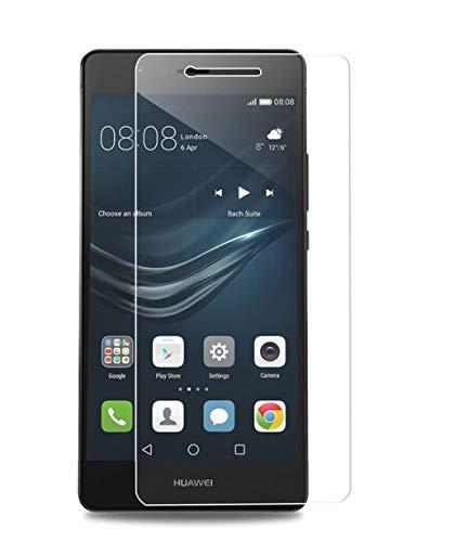 2 Pezzi Vetro Temperato Huawei P9 Lite 2016, WEOFUN Display Proteggi Schermo per Huawei P9 Lite (2016) Pellicola Protettiva 5.2 Pollici (0,33mm, 9H, Ultra Trasparente)