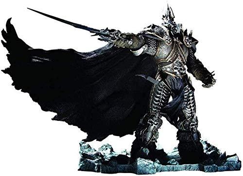 XFHJDM-WJ Weihnachten Figur aus Unlimited World of Warcraft: Der Lichkönig: Arthas Menethil G8