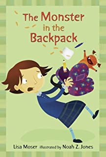 The Monster in the Backpack: Candlewick Sparks (Candlewick Readers)