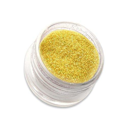 Jaune Shimmer Paillettes Proimpressions