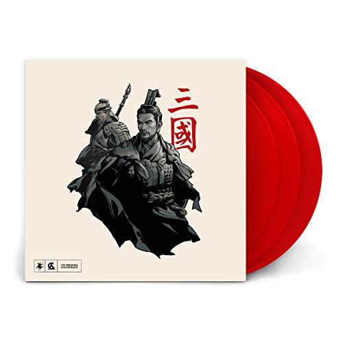 Total War: Three Kingdoms (180g Red 3lp Triple-Gf) [Vinyl LP]