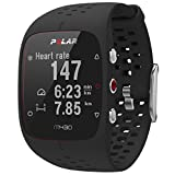 Polar M430 GPS Running Watch with Wrist-Based Heart Rate, Black