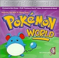 Pokemon World [ENHANCED CD]