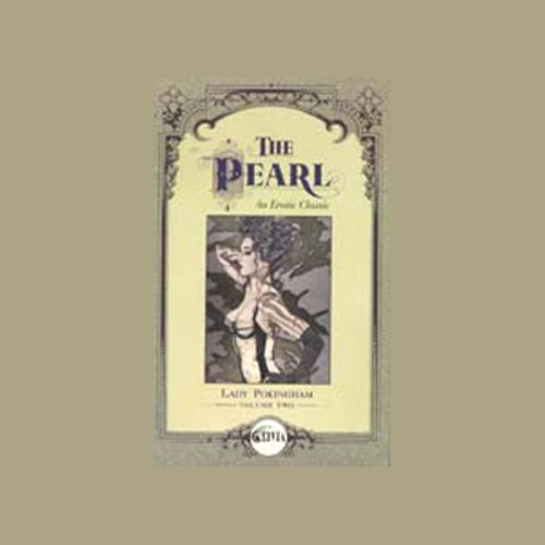 The Pearl, An Erotic Classic audiobook cover art