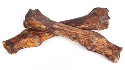Grobys Pferdeknochen Unterbein mit Sehne getrocknet als Hundekauknochen, Verpackungseinheit Stück:1 Stück