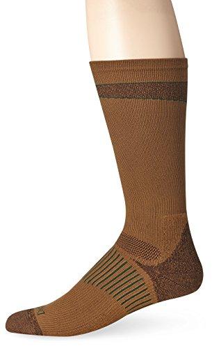 Dickies Men's Steel Toe Compression Crew Socks