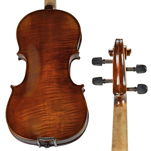 Bunnel G1 Violin Outfit 4/4 Full Size - Carrying Case and Accessories...