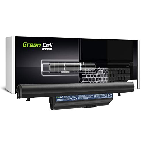 Green Cell PRO Battery for Acer Aspire 5820T-6178 5820T-6401 5820T-6825 5820T-7683 5820TG 5820TG-333G32MN 5820TG-333G50MNSS 5820TG-334G32MN 5820TG-334G50MN Laptop (5200mAh 11.1V Black)