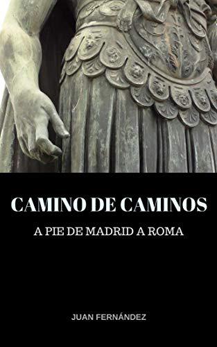 CAMINO DE CAMINOS: A PIE DE MADRID A ROMA