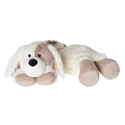 """Warmies® Wärmekissen/Stofftier\""""Hot Pak Hund\"""" Schal Hirse Lavendelfüllung 50cm 800g"""