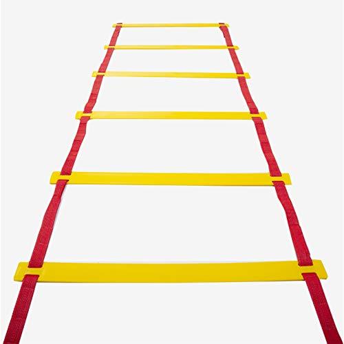 CPY Velocidad Escalera de Entrenamiento Coordinación Agilidad,Escalera de Entrenamiento de Fútbol,Deportes Equipo Entrenamiento Funcional