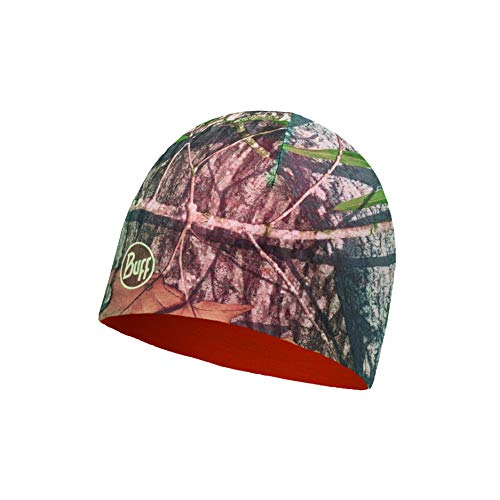 Buff Micro Reversible Hat Obsession Bonnet Reversible Microfibre Mossy Oak Militaire FR : Taille Unique (Taille Fabricant : Taille One sizeque)