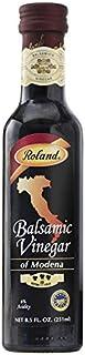 Roland Balsamic Vinegar of Modena. 251 mililitros. Paquete de 8