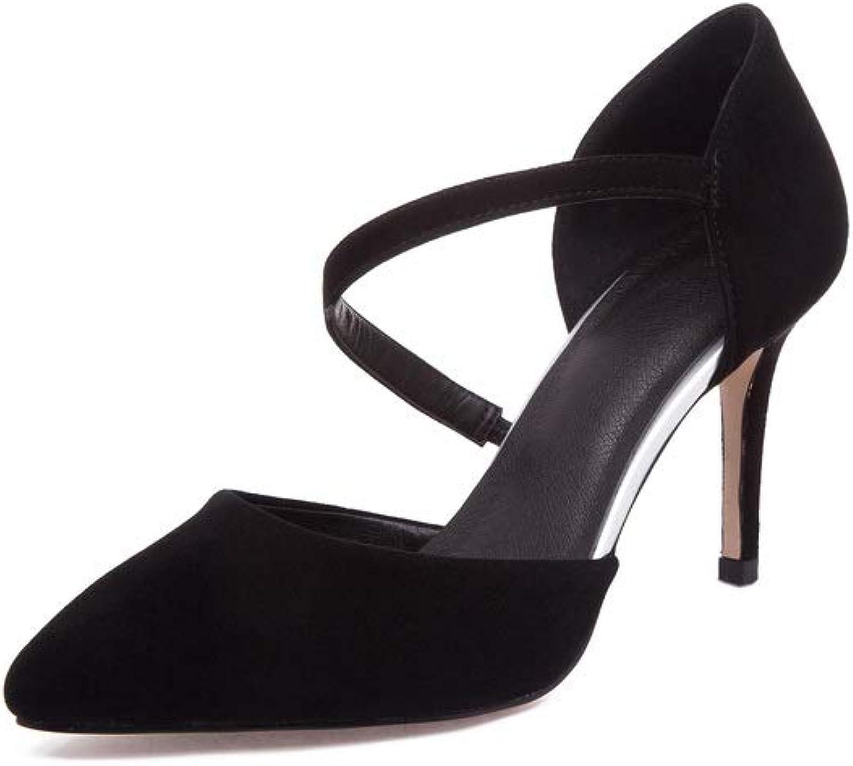 BalaMasa Womens Dance-Ballroom Solid Travel Urethane Pumps shoes APL11090