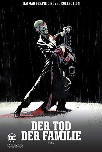 Batman Graphic Novel Collection: Bd. 24: Der Tod der Familie, Teil 2