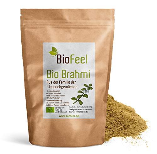 BioFeel - BIO Brahmi Pulver, 200g