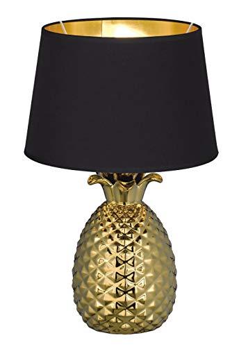 Reality Pineapple sur table, doré