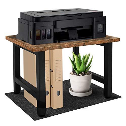 Vintage Desktop Printer Stand wi...