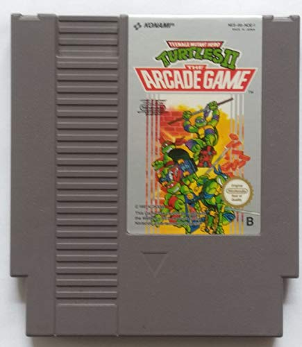 Teenage Mutant Hero Turtles II: The Arcade Game