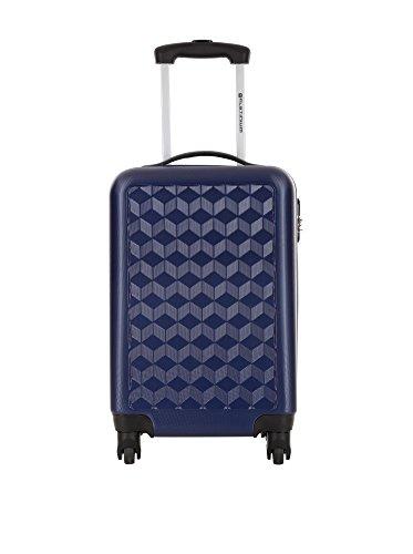 PLATINIUM Trolley rígido Campden Azul Marino 46.0 cm