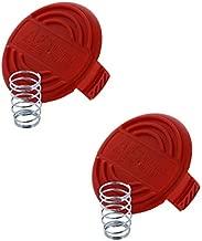 Black & Decker RC-100-P 2P spool bump cap cover string trimmer NST2118 385022-03