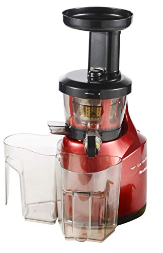 La Italia By Renesola Nectar Cold Press Slow Juicer (Reddish Black)